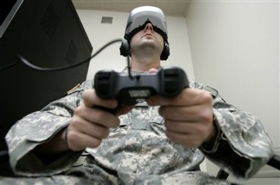 Virtual Reality PTSD